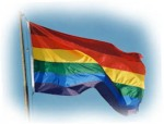 Gay Rainbow Flag